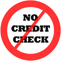 you don't need to submit a credit report when you submit a loan application