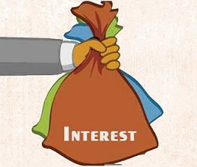 Find out your APR and interest rate before you take out a short term loan.