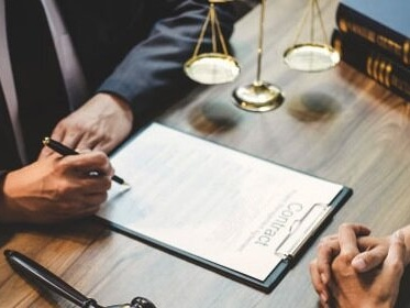 Whenever you take out a cash advance it's best to have a legal lending contract in place.