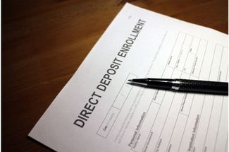 Direct deposit loans are now being offered online.